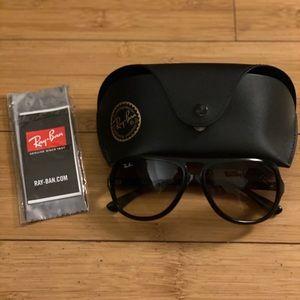Ray-Ban 59mm Pilot Aviator Sunglasses